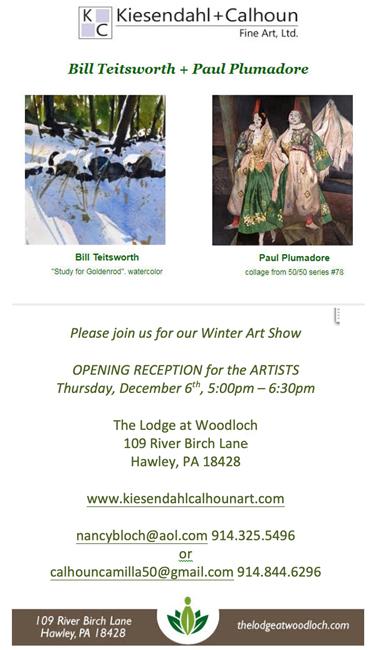 Woodloch invite